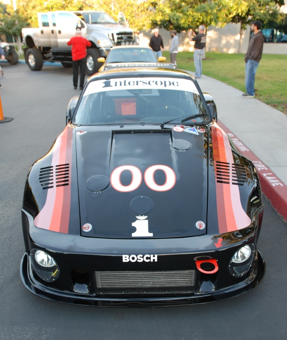 Interscope Racing 1978 Porsche 935_front view_cars&coffee/irvine_February 15, 2014