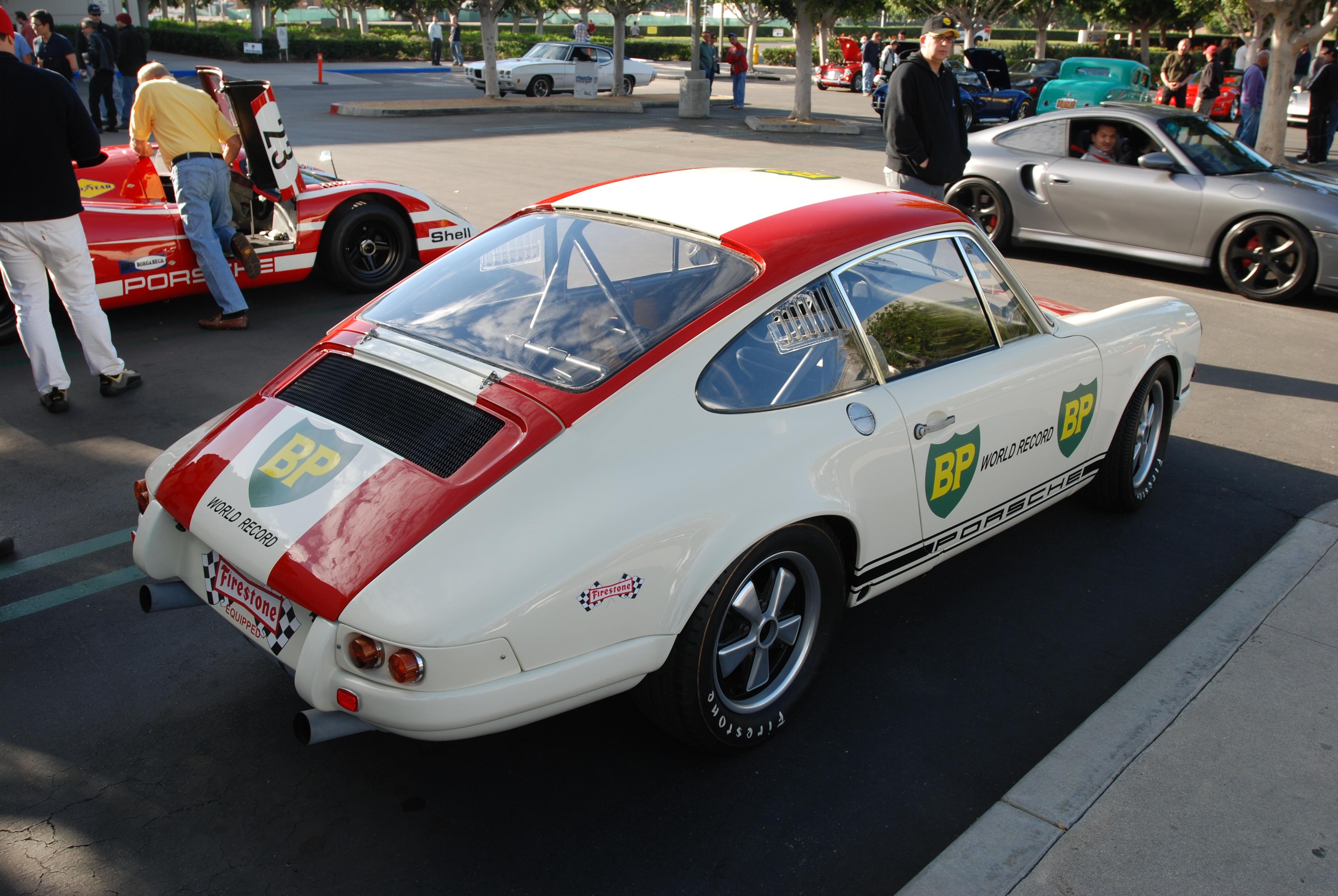 1967 Porsche 911R | digitaldtour