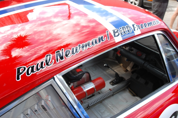 1969 Porsche 911S race car_Paul Newman & Bill Freeman_Luftgekuhlt event_Sunday September 7, 2014