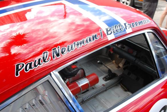 1969 Porsche 911S race car_Paul Newman & Bill Freeman_Luftgekuhlt event_Sunday September 7, 2014