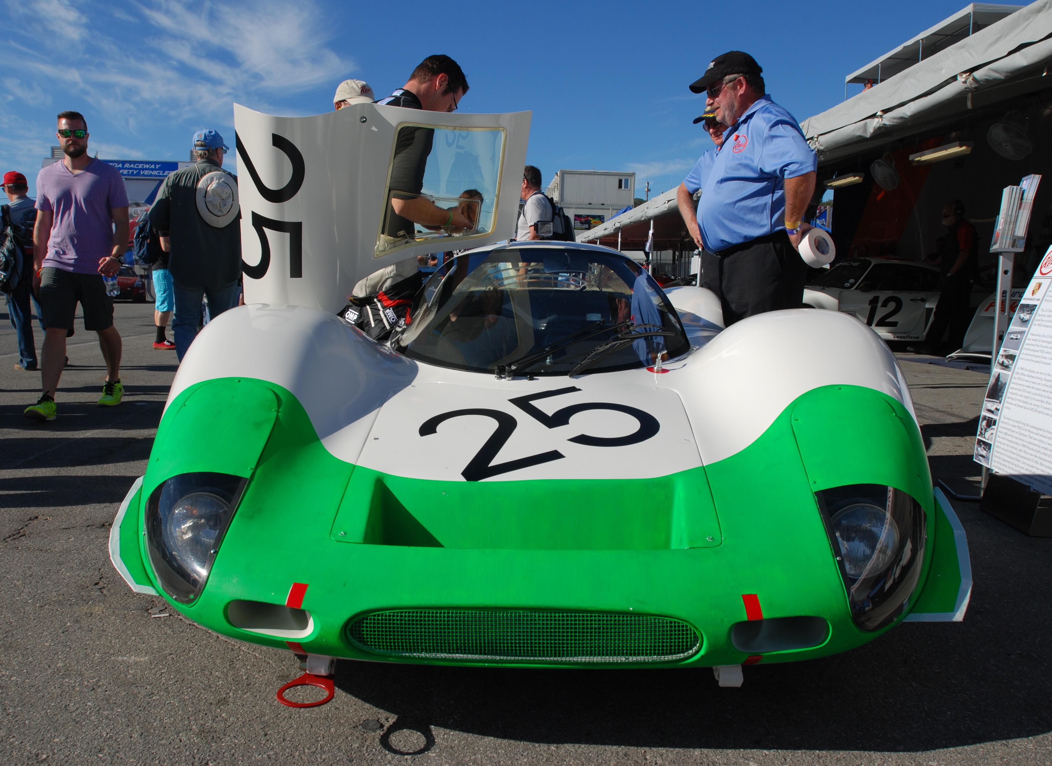 Porsche Race Cars Digitaldtour
